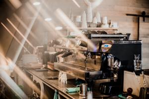 Friskristet specialkaffe til cafeer og restauranter