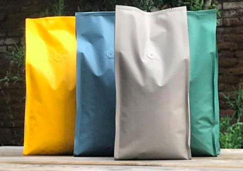 Co2-neutrale kaffeposer