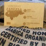 Honduras Cadexsa er en lækker kop kaffe som serveres på flere rasturanter.
